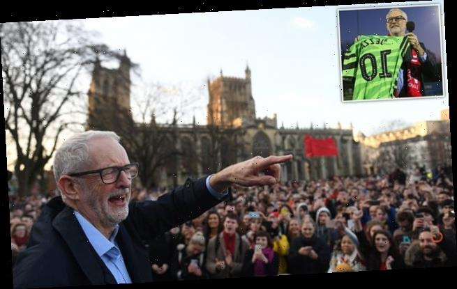 HENRY DEEDES: Jeremy Corbyn had more freebies than a Toys 'R' Us sale