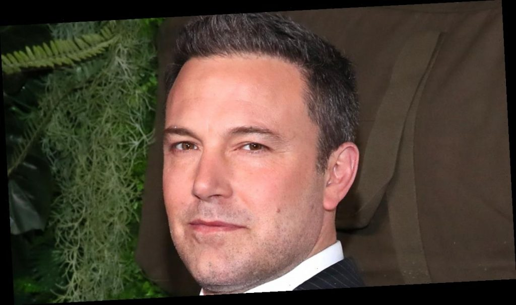 Ben Affleck Seems to R...